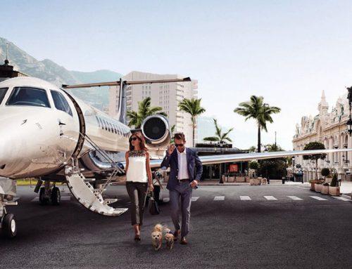 Der Markt für private Charterflüge boomt