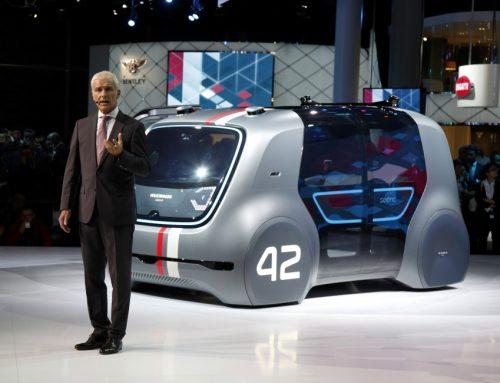 Volkswagen Konzern gibt Ausblick auf SEDRIC Modellfamilie