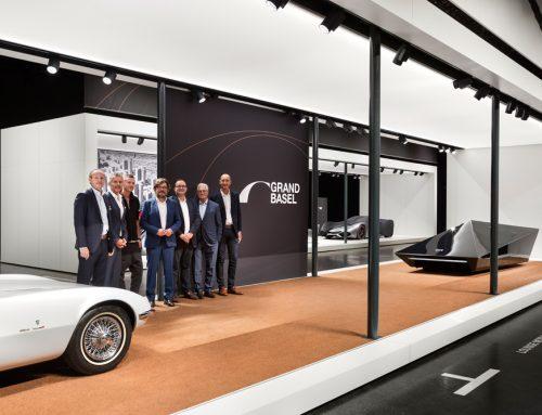 MCH Group lanciert Grand Basel als ersten globalen Salon für die wertvollsten Automobile der Welt.