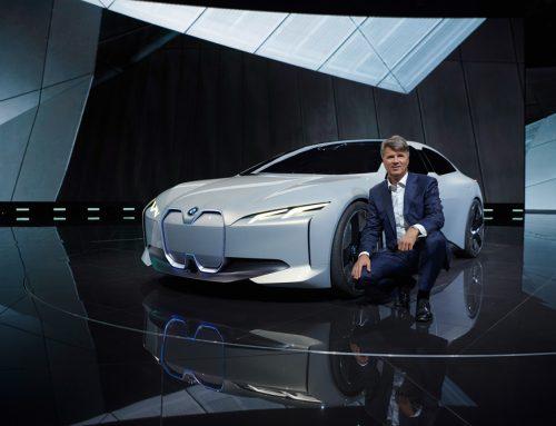 BMW i Vision Dynamics. Eine neue Form von elektrisierender Fahrfreude.