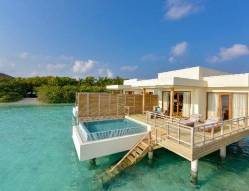 Universal Resorts eröffnet neues Fünf-Sterne-Hotel auf den Malediven: