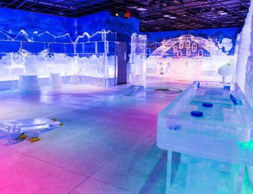 Eispalast in der Wüste: In Scottsdale eröffnet mit dem Polar Play der kälteste Ort Arizonas