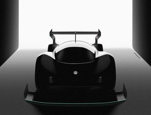 Volkswagen entwickelt Elektro-Rennfahrzeug für berühmtestes Berg-Rennen der Welt