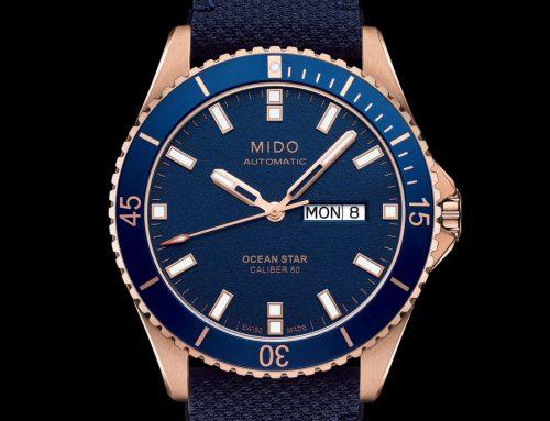 MIDO OCEAN STAR – Dem Ruf des Meeres folgend