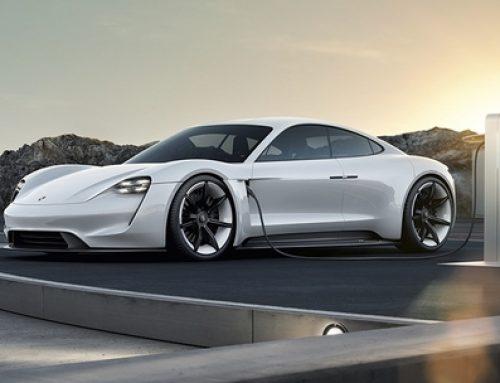 Mission E: Der erste Elektro-Sportler von Porsche heißt Taycan